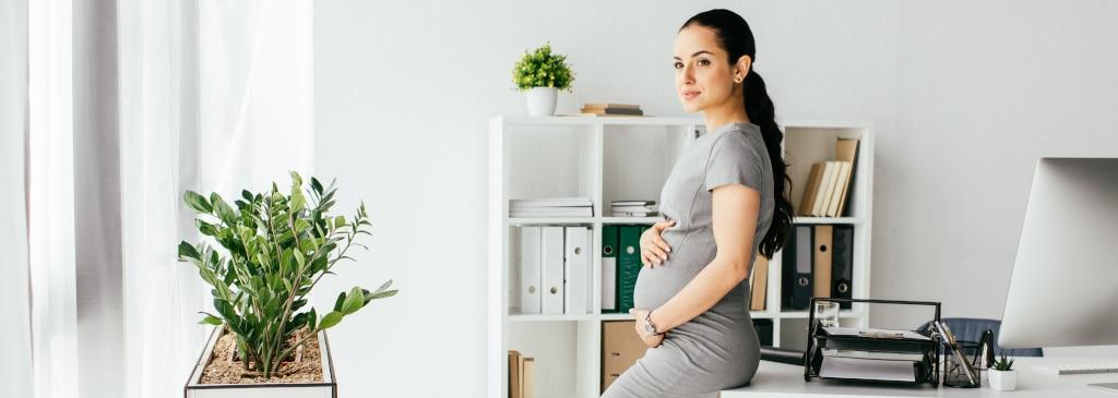 Dürfen Sie in der Schwangerschaft gekündigt werden?