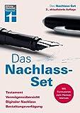 Das Nachlass-Set – Testament, Vermögensaufsicht, Digitaler Nachlass, Bestattungsverfügung –...