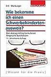Wie bekomme ich einen Schwerbehindertenausweis?: Den Antrag richtig formulieren; Ansprüche...