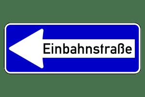 VZ 220: Einbahnstraße