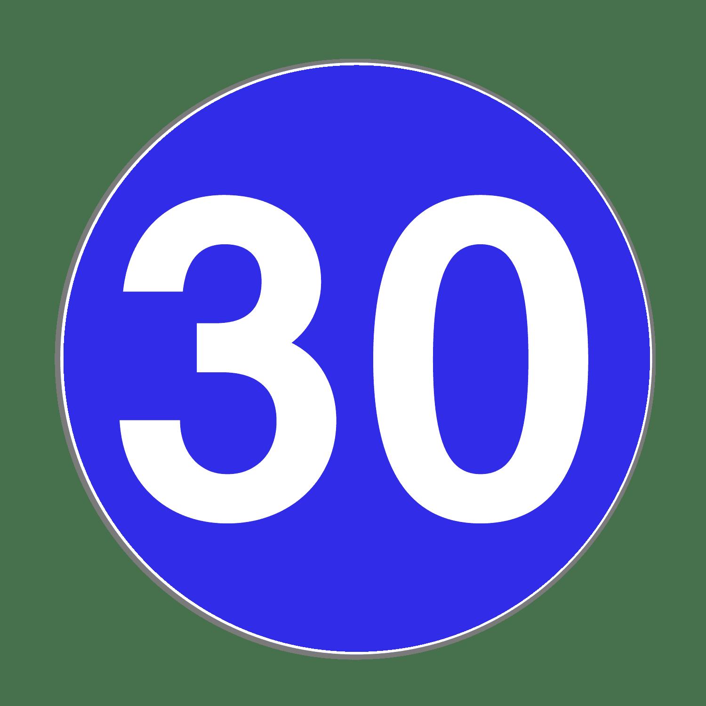 VZ 275: Mindestgeschwindigkeit