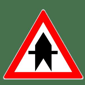 Verkehrszeichen 301: Vorfahrt