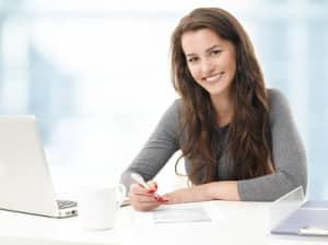 Zur schriftlichen Abschlussprüfung können Sie auch aufgrund sehr guter Leistungen vorzeitig zugelassen werden.