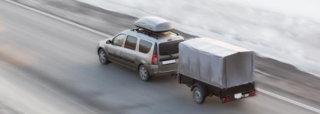 Ob beim Lkw, Transporter oder Anhänger: Die Ladungssicherung dürfen Sie nicht vernachlässigen.