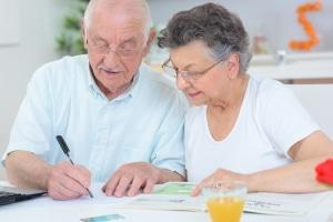 Dem Antrag auf Erwerbsminderungsrente sind zahlreiche Unterlagen beizulegen.
