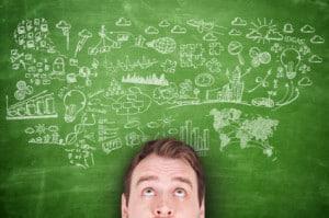 Während der Ausbildung als Rechtsanwaltsfachangestellte/r können Sie sich viel Wissen aneignen.