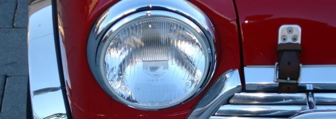 Wann ist am Auto die Beleuchtung einzuschalten?