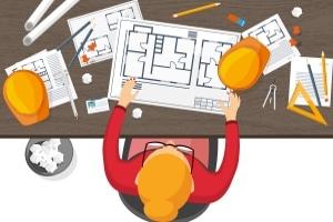 Beim Bau sind einige Gesetze zu beachten, etwa die Genehmigungspflicht.