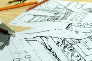 Der Bauantrag kann schon vor der Baugenehmigung auf Genehmigungsfähigkeit geprüft werden.