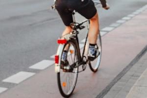 Die Beleuchtung am Fahrrad muss den Vorgaben der StVZO entsprechen.