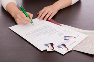 Für Ihr Bewerbungsschreiben: Unser Beispiel kann als Orientierung verwendet werden.