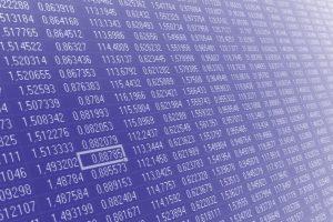 Bitcoin sind eine Währung, die aus kryptographischen Schlüsseln besteht.