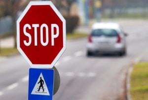 Wie lang der Bremsweg ist, hängt auch von den Bremsen ab.
