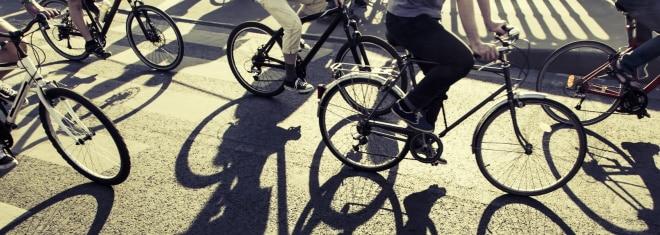 Wann droht ein Bußgeld auf dem Fahrrad?