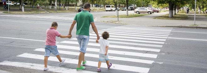 In unserem Ratgeber erfahren Sie alles über den Bußgeldkatalog für Fußgänger.