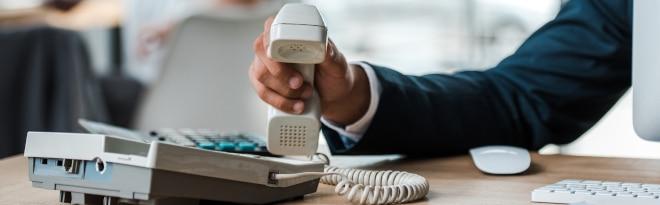 Wie können Sie lästige Call-Center-Anrufe unterbinden?