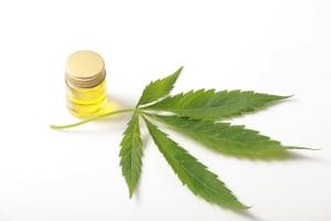 Sind CBD-Produkte wie dieses Öl legal? Diese Frage ist aktuell umstritten.