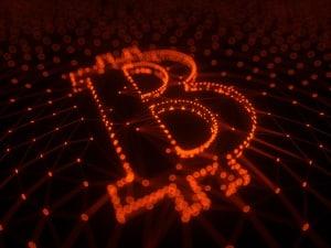 Im Darknet wird illegal mit Bitcoins gezahlt.