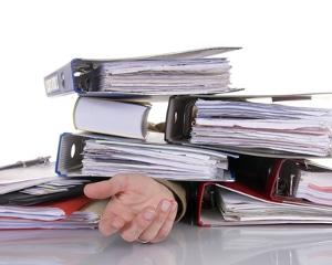 Sammelwut: 813 Millionen Daten hat die SCHUFA aktuell gespeichert. Das kann auch die Mitarbeiter überfordern.