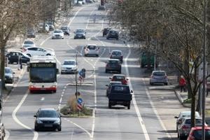 Das Diesel-Fahrverbot in Hamburg gilt nur für bestimmte Streckenabschnitte.