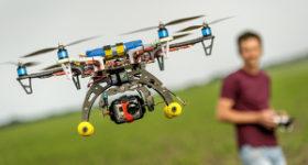 Die Drohnen-Verordnung für Deutschland regelt den Betrieb von unbemannten Fluggeräten.