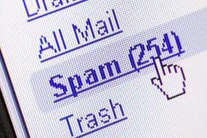 Achten Sie darauf, dass Ihr E-Mail-Advertising nicht als Spam wahrgenommen wird.