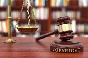 Bei einem E-Sports-Turnier muss das Urheberrecht beachtet werden.
