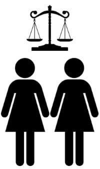 Eine eingetragene Partnerschaft ist in Deutschland mit der Ehe vergleichbar.