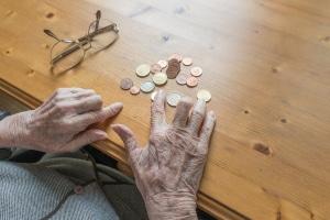 Im Notfall abgesichert durch die EM-Rente: Die Höhe der Rente erlaubt allerdings meist keine großen Sprünge.
