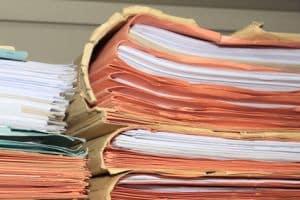 Erbschaftssteuer: Ist das Formular des Finanzamtes ausgefüllt, werden die Steuern berechnet.