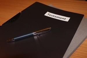 Ein Fachanwalt für Erbrecht agiert auch als Testamentsvollstrecker