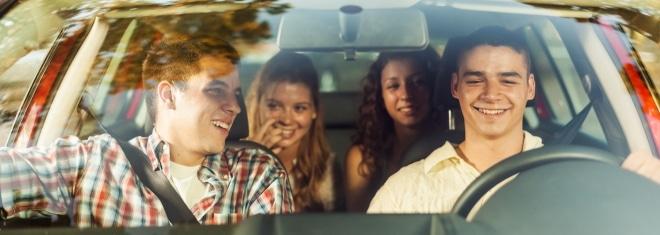 Der Fahrer muss bei der Personenbeförderung einiges beachten.