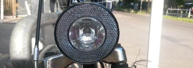 Ist eine bestimmte Fahrradbeleuchtung gesetzlich vorgeschrieben?