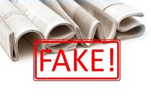 """Der Terminus """"Fake News"""" ist zurzeit in aller Munde."""