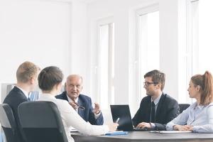 Die familieninterne Unternehmensnachfolge ist eher die Regel.
