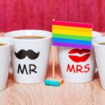 Viele gleichgeschlechtliche Paare, setzen sich für die Ehe für alle ein.