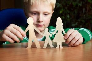 Ehe für alle: Das traditionelle Familienbild - Vater, Mutter, Kind - befindet sich im Wandel.