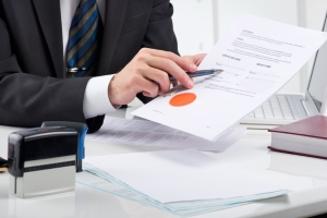 Beim Erbvertrag handelt es sich um eine notarielle Verfügung von Todes wegen.