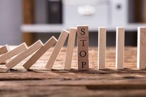 Stopp: Sie können eine Patientenverfügung jederzeit widerrufen.
