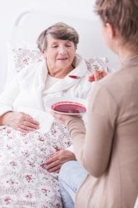 Pflegegrad 5: Ambulant Betreute werden ebenfalls begutachtet.