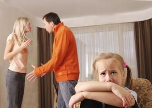 """Bevor ein Ehepaar die Scheidung einreichen kann, muss eine Trennung """"von Tisch und Bett"""" über ein Jahr erfolgen - das Trennungsjahr."""