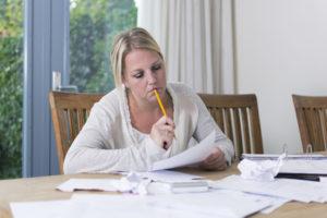 Scheidungsfolgesachen: Der nacheheliche Unterhalt sollte im Vorfeld der Scheidung festgelegt werden.