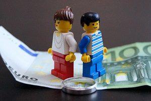 Ein Anspruch auf Trennungsunterhalt besteht in der Regel nach einer Trennung zweier Ehegatten.
