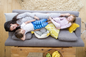 Unterhalt bei zwei Kindern: Jedem Kind steht ein Regelsatz zu.