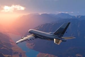 Flugverspätung: Die Entschädigung hängt unter anderem von der Flugstrecke ab.