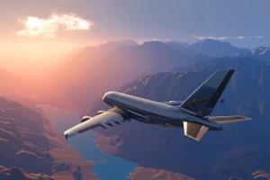 Bei islamistisch organisierten Flugzeugentführungen wird der Verfassungsschutz tätig.