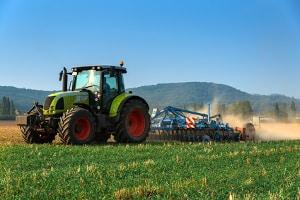 Effiziente Landwirtschaft kann bei Freihandelsabkommen ein Problem sein.