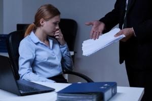 Fristlos kündigen: Wenn die Arbeit unerträglich wird, ist das eine Option.