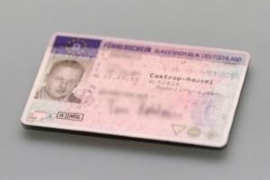 Der Führerschein zeigt, welche Fahrerlaubnis Sie erworben haben.