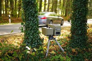 Führerschein auf Probe: Mit 21 km/h zuviel geblitzt, gilt als A-Verstoß.